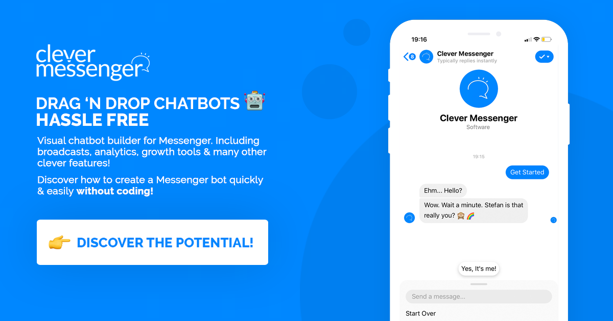 Click Here & Make History with Your Chatbot!